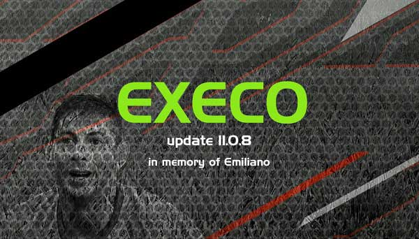 Фикс для EXECO19 Smoke Patch v11.0.8