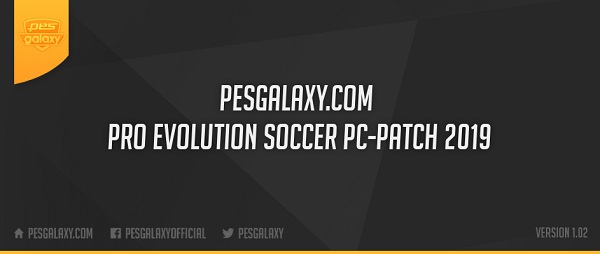 Новый PESGalaxy Patch v1.02 от 09.02.19