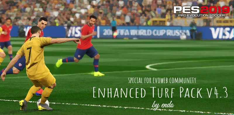 Мод Enhanced Turf Pack v4.3 Final