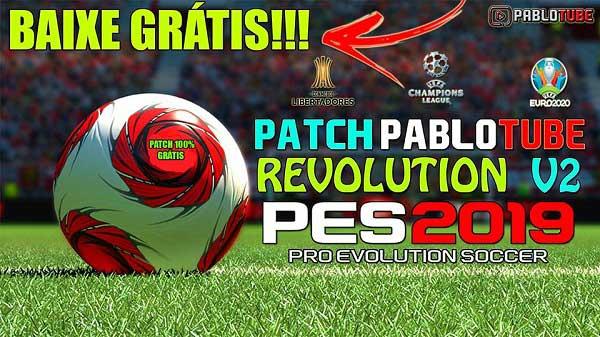 PabloTube Revolution Patch 2019 v2